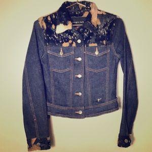 Designer must have denim jacket